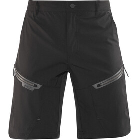 North Bend Extend Trekking Shorts Men, black